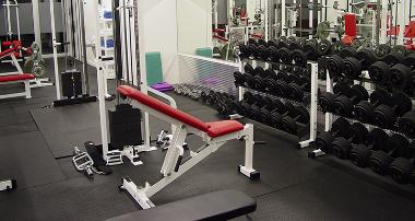 Sioux Falls 24 7 Fitness Club Equipment